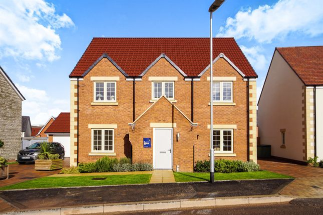 Thumbnail Detached house for sale in Charfield Village, Charfield, Wotton Under Edge