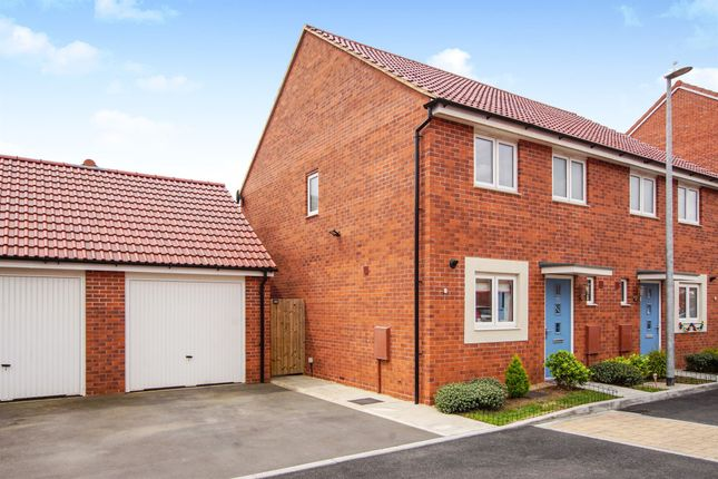 Semi-detached house for sale in Bluebell Way, Lyde Green, Bristol