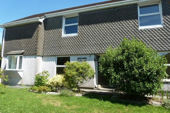 Thumbnail Detached house to rent in Maddever Crescent, Liskeard, Cornwall