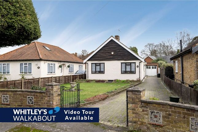 Thumbnail Detached bungalow for sale in Bagley Close, West Drayton, Middlesex