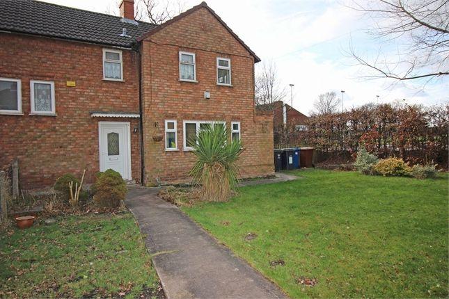 Thumbnail Semi-detached house for sale in Coronation Avenue, Mile Oak, Tamworth, Staffordshire