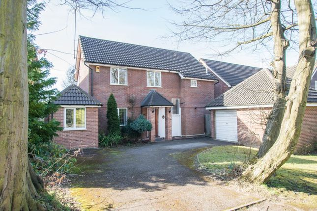 Thumbnail Detached house for sale in Silver Birches, Hutton, Shenfield
