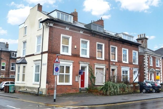 Thumbnail End terrace house to rent in Forest Road East, Arboretum, Nottingham