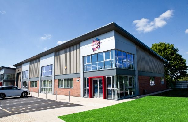 Thumbnail Warehouse for sale in Access 442, Hadley Park East, Telford, Shropshire