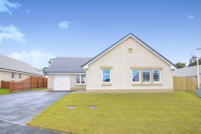 Thumbnail Detached bungalow for sale in Broomhill Place, Muir Of Ord