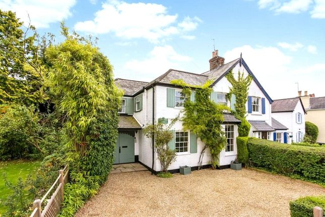 Thumbnail Semi-detached house for sale in Church Road, Windlesham, Surrey