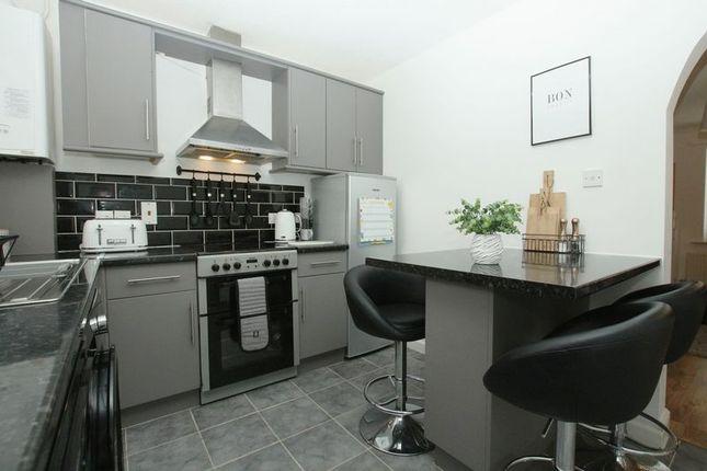 Kitchen of Swallow Walk, Biddulph, Stoke-On-Trent ST8