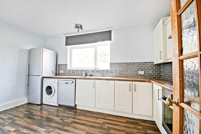 Thumbnail Flat to rent in Childebert Road, London