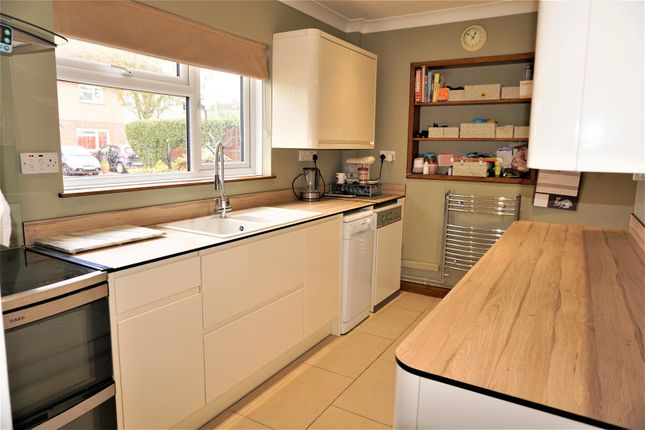 Kitchen of Great Harlings, Shotley Gate, Ipswich IP9