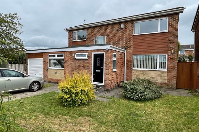 Thumbnail Detached house for sale in Potto Close, Yarm