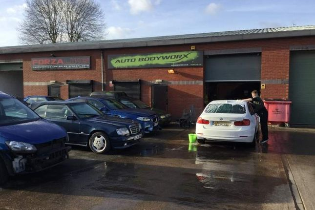 Parking/garage for sale in Unit 11-12 Bishopgate Business Park, Coventry