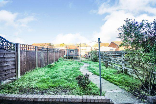 Rear Garden of Tennyson Road, Coventry CV2