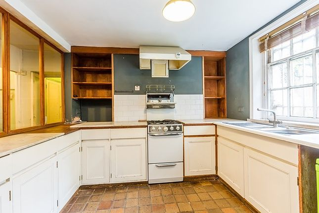 Kitchen of Gloucester Crescent, London NW1