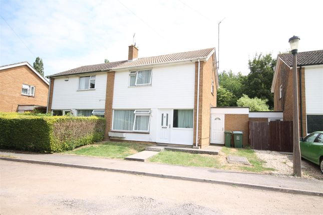 Thumbnail Semi-detached house to rent in Springhill Road, Grendon Underwood, Aylesbury