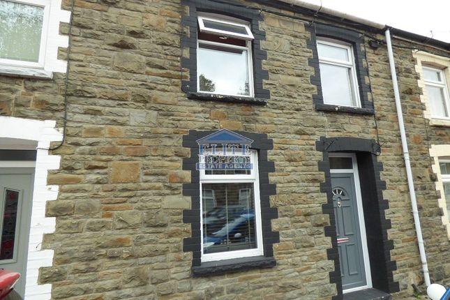 2 bed terraced house for sale in Llewellyn Street, Ogmore Vale, Bridgend. CF32
