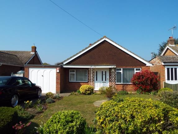 Thumbnail Bungalow for sale in Weeley Heath, Clacton On Sea, Essex