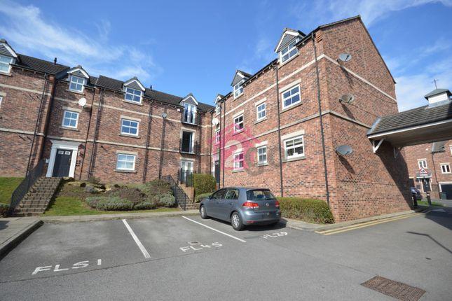 Thumbnail Flat to rent in New School Road, Mosborough