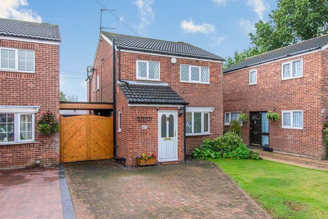 Thumbnail Detached house for sale in Windermere Crescent, Kirk Sandall, Doncaster