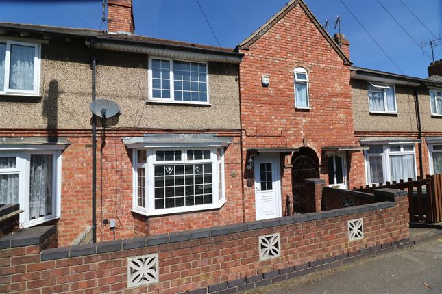 Thumbnail Terraced house for sale in Irchester Road, Rushden