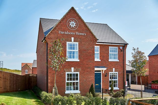 """4 bed detached house for sale in """"The Bolsover S"""" at Attley Way, Irthlingborough, Wellingborough NN9"""