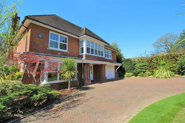 Thumbnail Detached house to rent in Brookfield Place, Cobham
