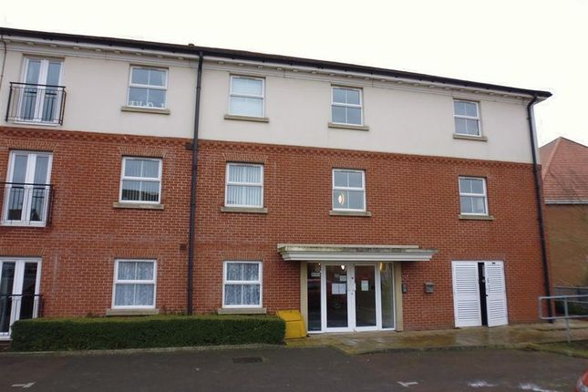 Thumbnail Flat to rent in Olsen Rise, Lincoln