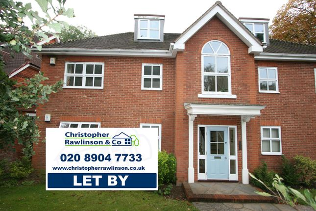 Thumbnail Flat to rent in Oakmere Place, 80 Green Lane, Northwood