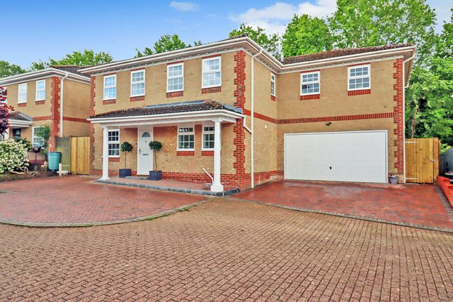 Detached house for sale in Westfield Close, Horton Heath, Eastleigh