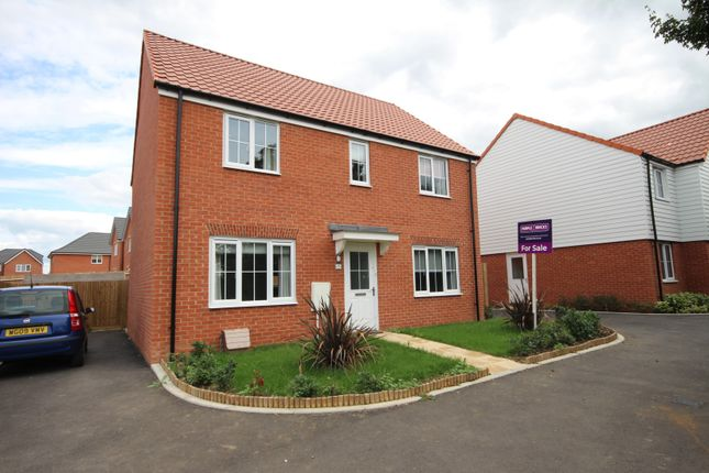 Thumbnail Detached house for sale in Granville Close, Aylesham