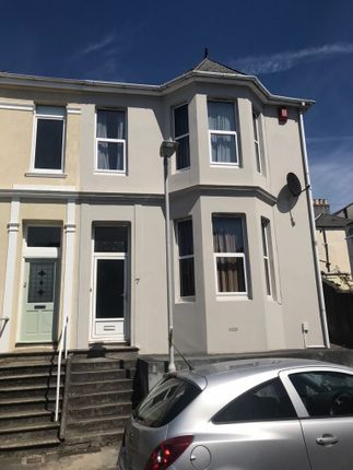 Thumbnail Terraced house for sale in Watts Road, Plymouth