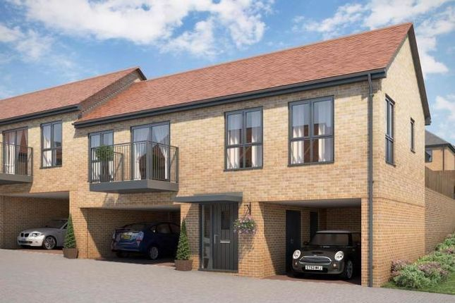 Thumbnail Maisonette for sale in The Burton At Atelier, Keaton Way, Off Commonside Road, Harlow, Essex
