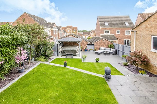 Thumbnail Detached house for sale in Foxglove Fold, Castleford