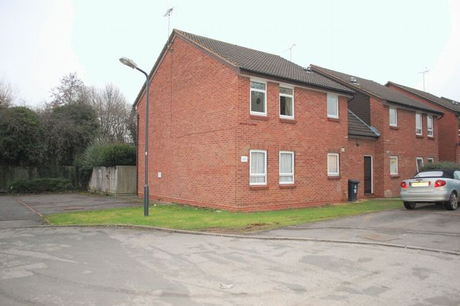 Thumbnail Terraced house for sale in Rufford Close, Alcester