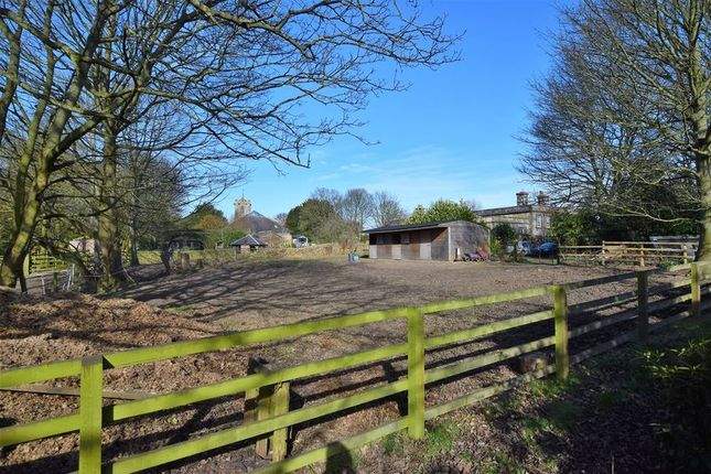 Thumbnail Land for sale in Land, Wingerworth Hall Estate, Chesterfield