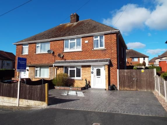 Thumbnail Semi-detached house for sale in Hillary Grove, Buckley, Flintshire, .