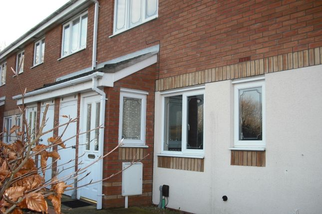 Thumbnail Flat for sale in Brandon Avenue, Admaston, Telford