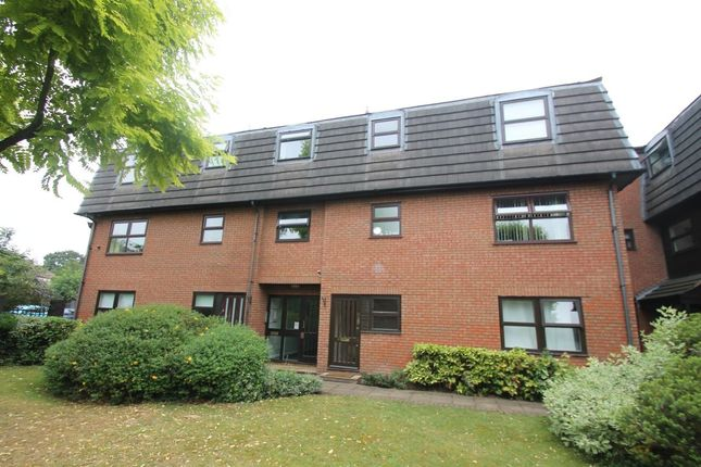 Front of Diamond Court, Hornchurch RM11