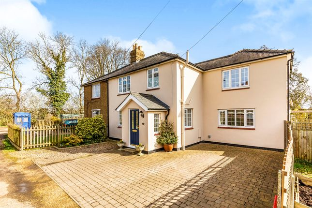 Thumbnail Semi-detached house for sale in Moles Farm, Ware
