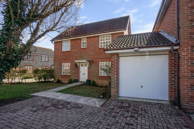 Thumbnail Detached house for sale in Foxbridge Drive, Hunston, Chichester