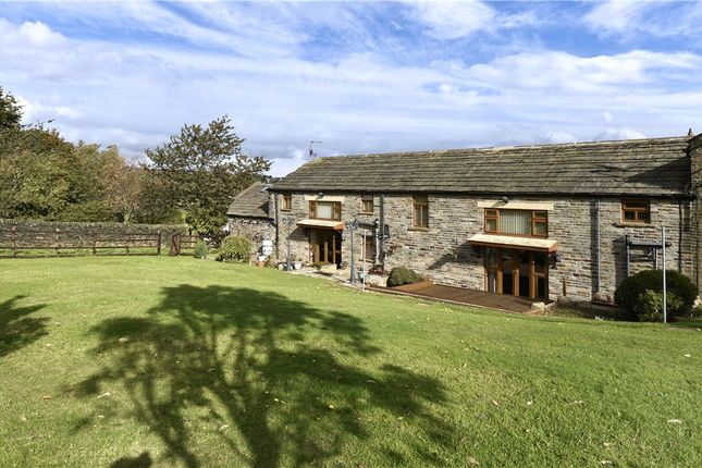 Thumbnail Semi-detached house for sale in The Barn, Upper Hoyle Ing, Thornton, Bradford, West Yorkshire