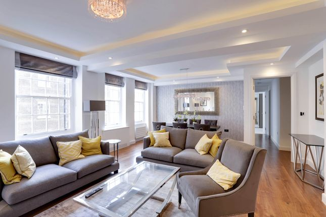 3 bed flat for sale in Portman Square, Marylebone, London