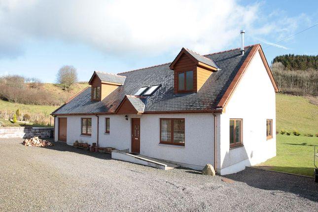 Thumbnail Detached house for sale in Wurain Glenmidge, Auldgirth, Dumfries