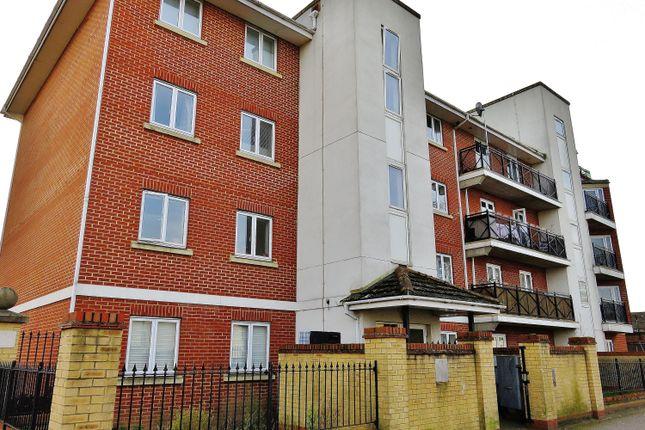Thumbnail Flat for sale in Felixstowe Road, Abbey Wood, London