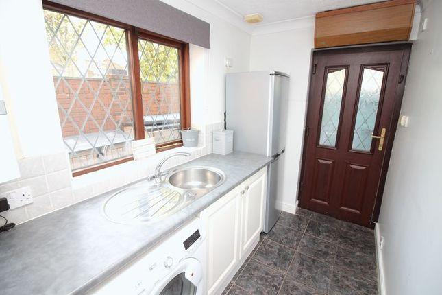 Utility Room of Brockenhurst Drive, Harwood, Bolton BL2