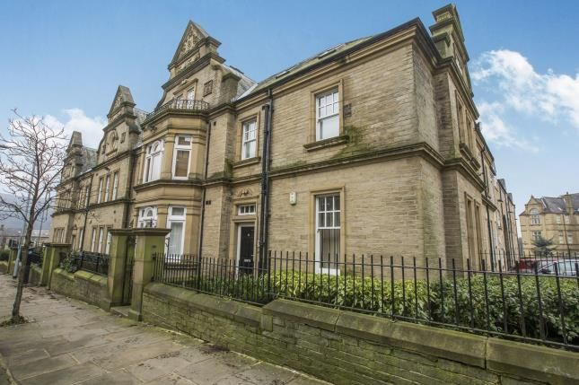 Thumbnail Flat for sale in Clare Court, Prescott Street, Halifax, West Yorkshire