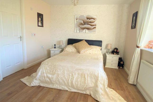 Master Bedroom of Colliery Heights, Baddesley Ensor, Atherstone CV9
