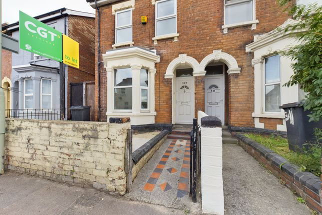 3 bed semi-detached house to rent in Kings Barton Street, Gloucester GL1