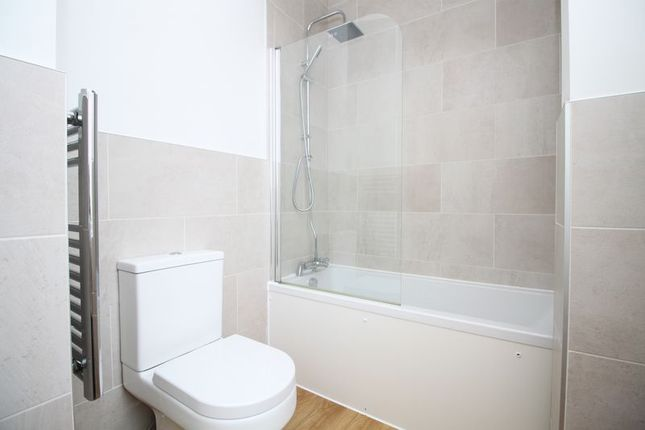 Bathroom of Peartree Avenue, Southampton SO19