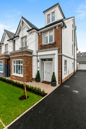 Thumbnail Detached house to rent in Lesley Park Royal, Dundonald