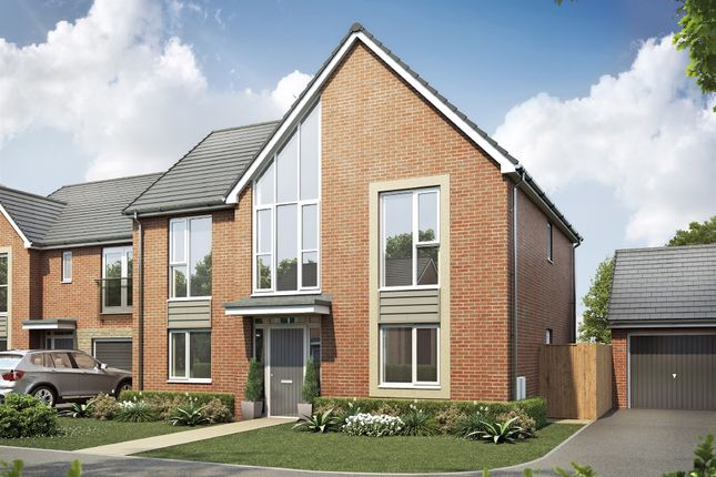 Thumbnail Detached house for sale in Off Derby Road, Clay Cross, Chesterfield